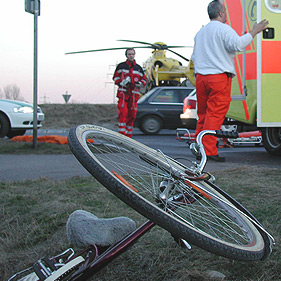 Bicycle accident attorney, Rick Fine Law Offices
